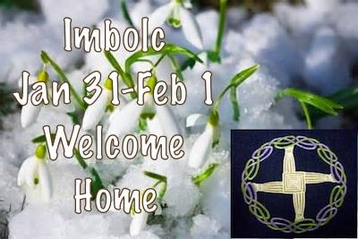 Imbolc, 2015 - Our Haven, French Lick, Indiana