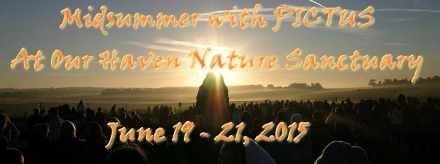 Midsummer Celebration, with Pictus, 2015 - Our Haven, French Lick, Indiana