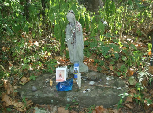 Brigid Shrine